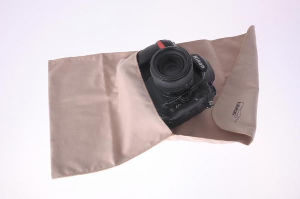 Kalahari husa microfibra tip buzunar, bej 3