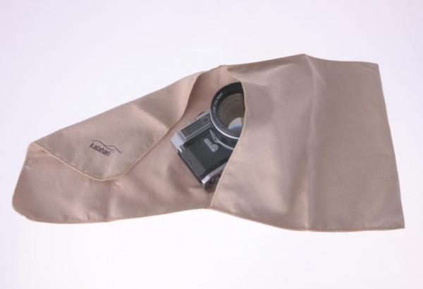 Kalahari husa microfibra tip buzunar, bej 1