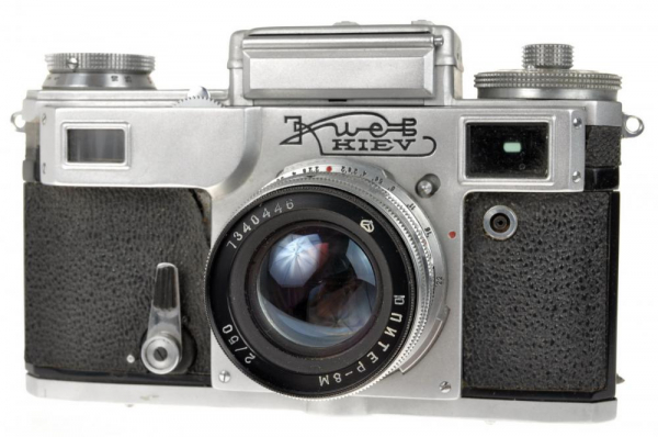 Kiev 4 + Jupiter-8m 50mm f/2 [2]