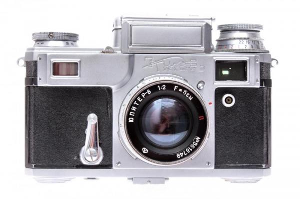 Kiev + Jupiter 8M 50mm f/2 [0]