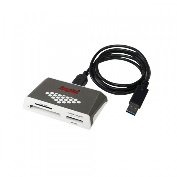 Kingston FCR-HS4 Card Reader USB 3.0 4