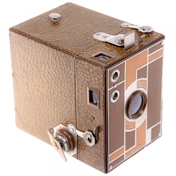 Kodak Beau Brownie No.2 3