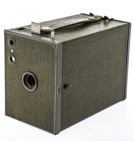 Kodak Brownie 2A Model C 4