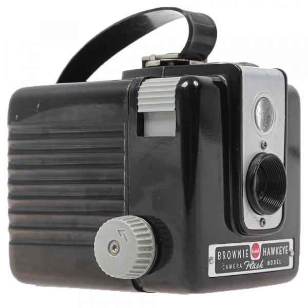Kodak Brownie Hawkeye Camera 2