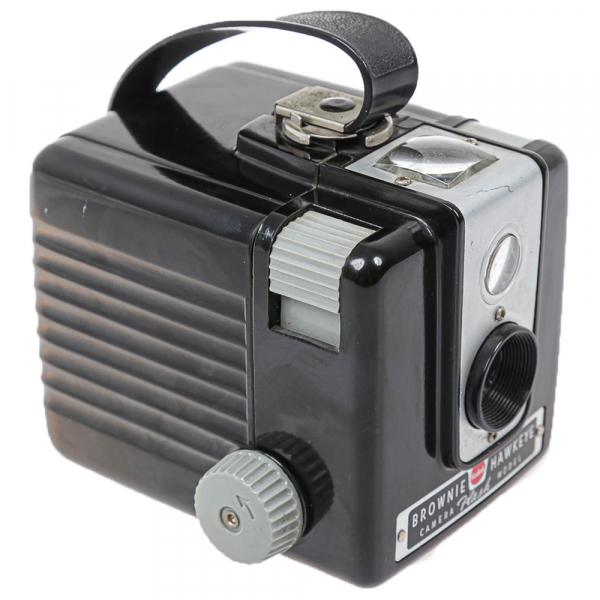 Kodak Brownie Hawkeye Camera 5