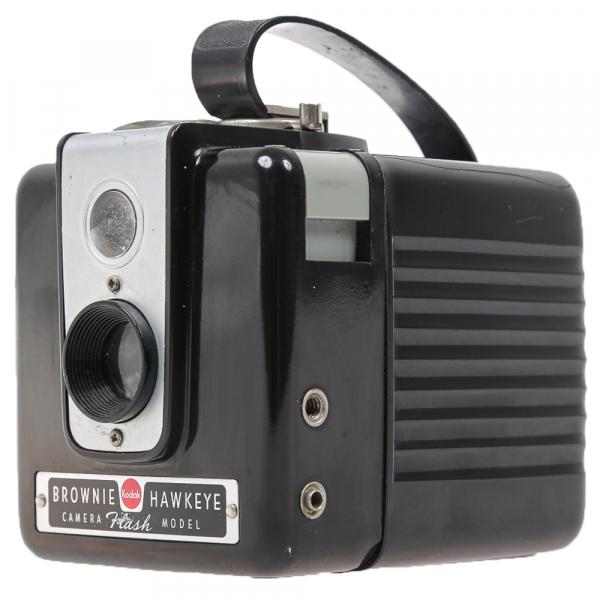 Kodak Brownie Hawkeye Camera 0