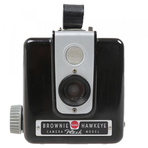 Kodak Brownie Hawkeye Camera 1