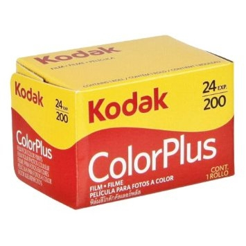 Kodak ColorPlus - film color negativ, ISO 200, 135mm, 24 pozitii [0]