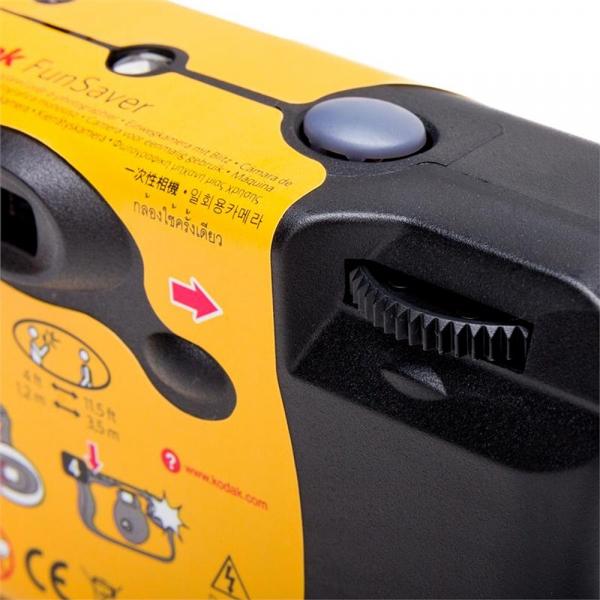 Kodak Fun Saver 27+12 - aparat foto de unica folosinta 39 cadre de 35 mm Color ISO800 3