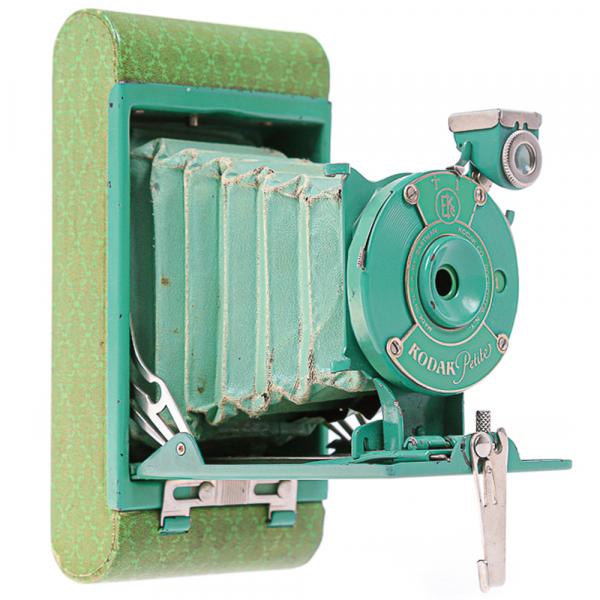 Kodak Petite verde -Vest Pocket Model B 6