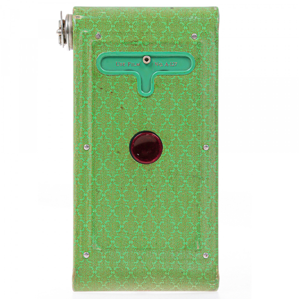 Kodak Petite verde -Vest Pocket Model B 4