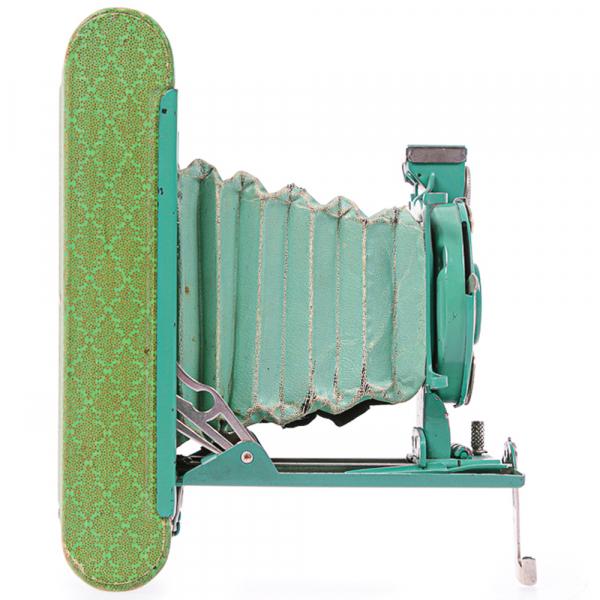 Kodak Petite verde -Vest Pocket Model B 5