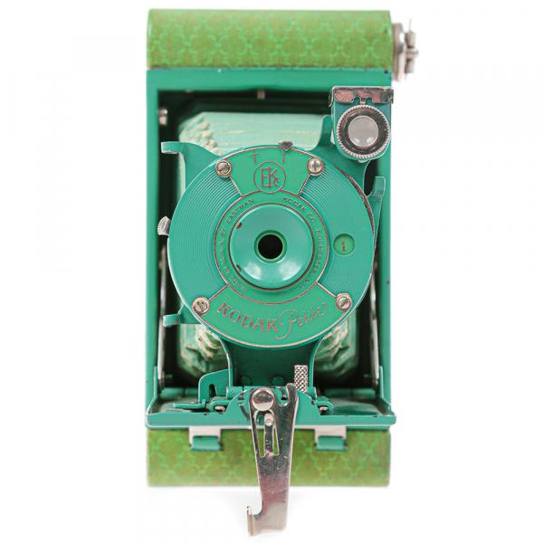 Kodak Petite verde -Vest Pocket Model B 1