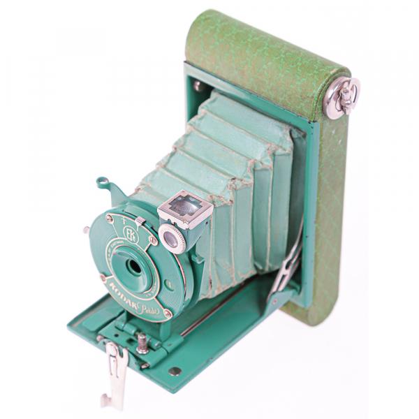 Kodak Petite verde -Vest Pocket Model B 7