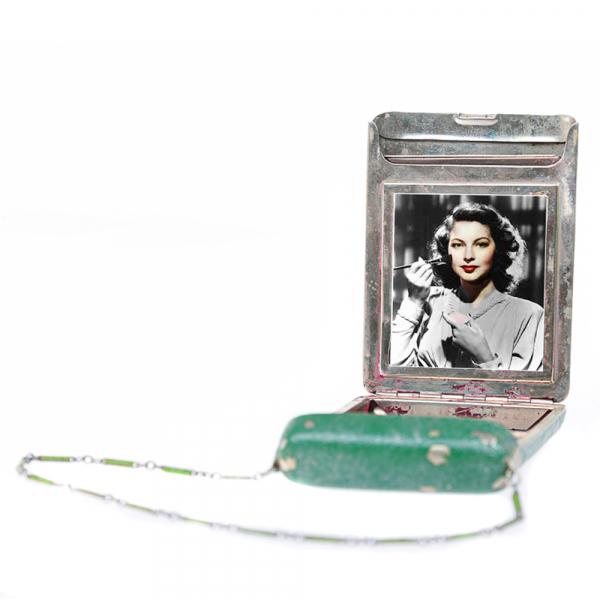 Kodak Petite verde -Vest Pocket Model B 9