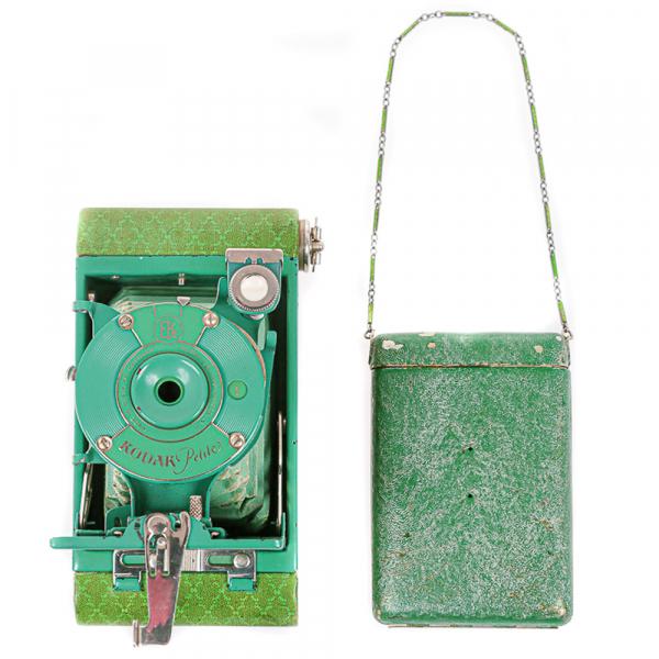 Kodak Petite verde -Vest Pocket Model B 0
