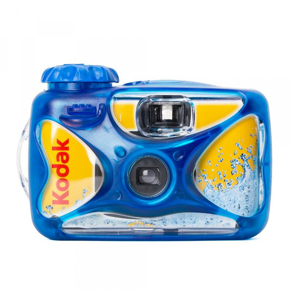 Kodak Sport Waterproof - aparat foto de unica folosinta 27 cadre color ISO800 -Subacvatic 1
