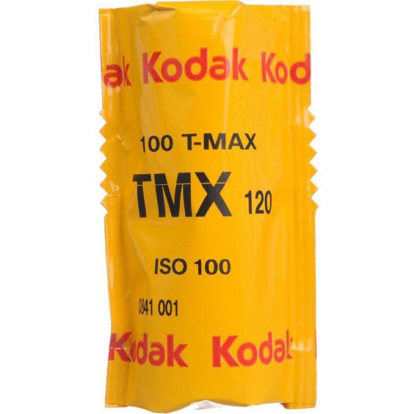 Kodak TMAX 100 , film alb-negru negativ lat, ISO 100, 120mm 0
