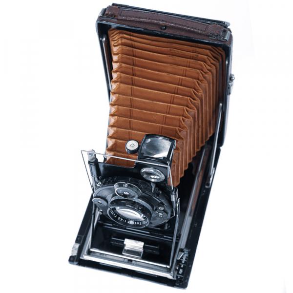 KW Patent Etui de Lux 9x12cm Tessar4,5/135mm 5