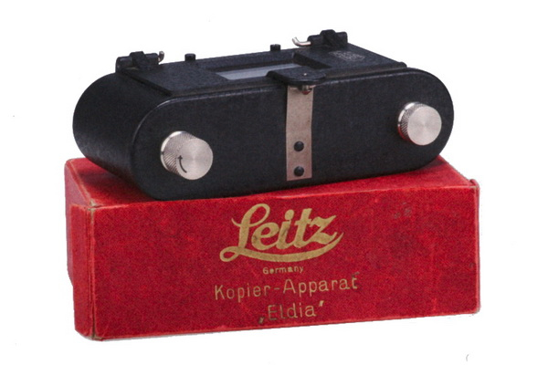 Leica Eldia + cutie - dispozitiv de copiat film (S.H.) [1]