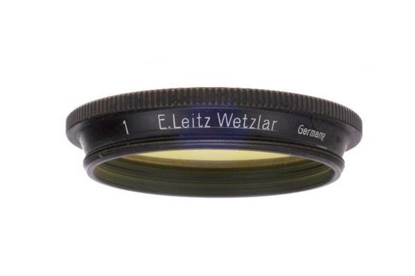 Leica filtru filet nr 1 (S.H.) 0