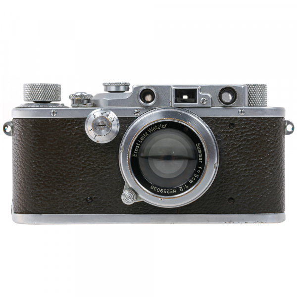 Leica IIIa, Sumar 2/50mm [1]