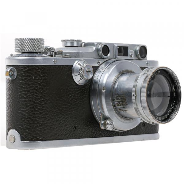 Leica IIIa, Sumar 2/50mm [2]