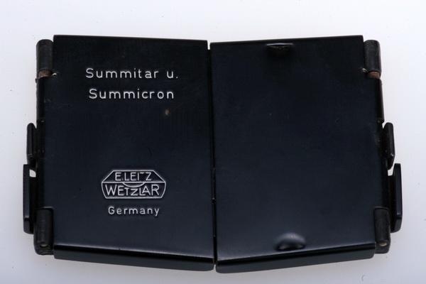 Leica Parasolar (Sumicron 5cm)-SOOFM (S.H.) [3]