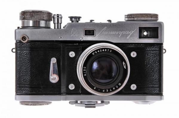 Leningrad + Jupiter-8 50mm f/2 1