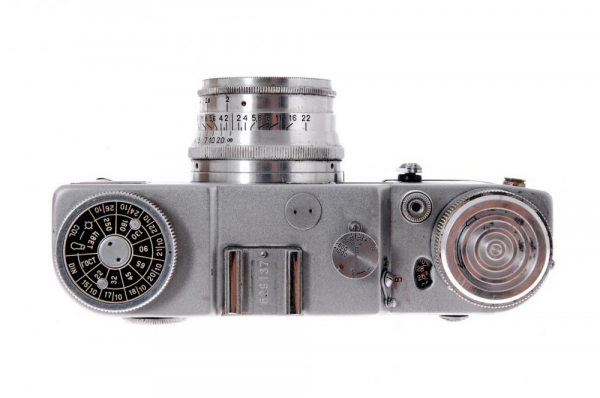 Leningrad + Jupiter-8 50mm f/2 5