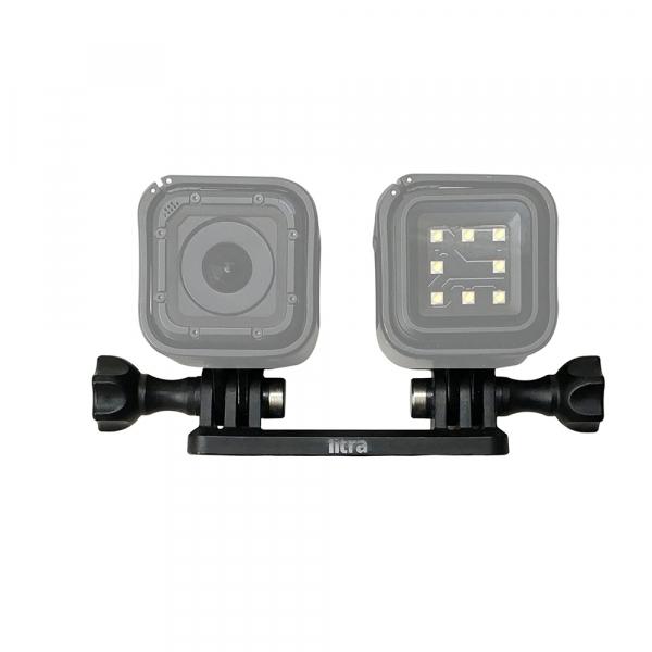 Litra Double Mount - suport dublu pentru lampile LED Litra Torch sau Litra Pro 1
