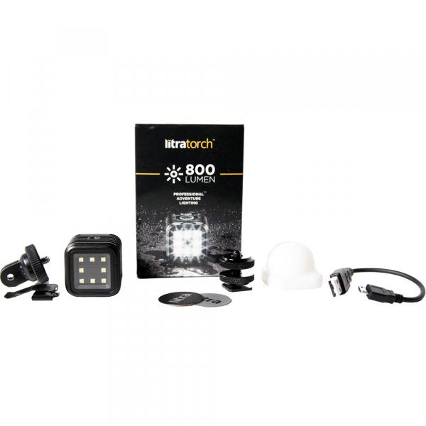 Litra Torch - Lumina LED rezistenta la apa, 800 LUMENI 3
