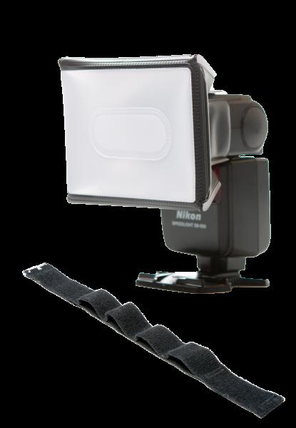 LumiQuest Mini SoftBox (LQ-108s) - mini softbox cu UltraStrap [0]