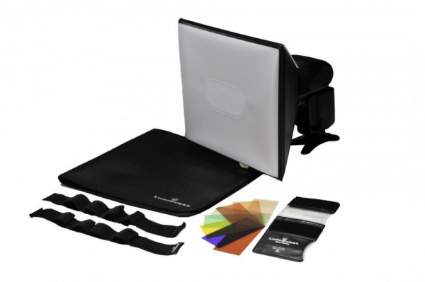 LumiQuest Strobist Kit (LQ-132) - kit modificatoare de lumina 0