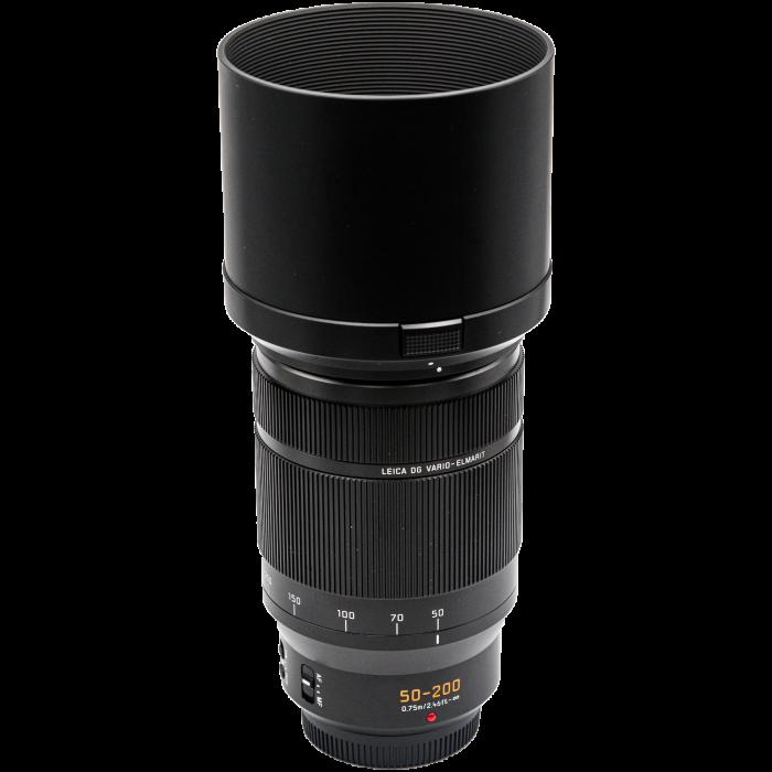 LUMIX G LEICA DG VARIO-ELMARIT 50-200mm F2.8-4.0 Obiectiv Profesional Mirrorless Asferic - Second Hand [12]