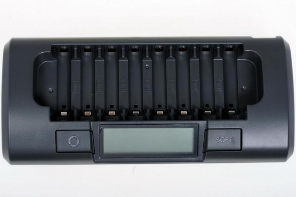 Maha MH-C800S Incarcator pentru 8 acumulatori (0.5A si 1A) [0]