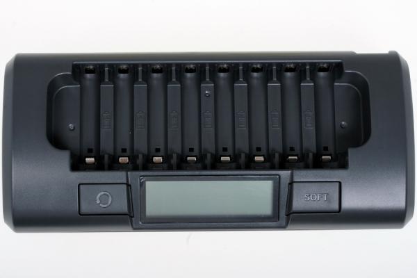 Maha MH-C800S Incarcator pentru 8 acumulatori (0.5A si 1A) [1]