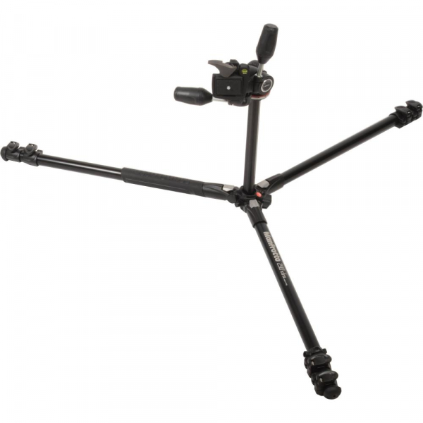 Manfrotto 290 XTRA3-3W , kit trepied foto cu cap 3 way 5