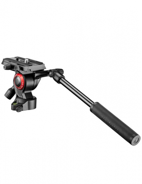 Manfrotto Cap video fluid Befree Live [3]