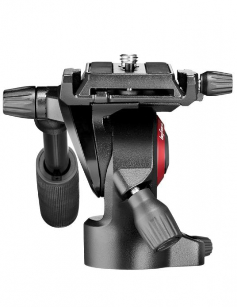 Manfrotto Cap video fluid Befree Live 2