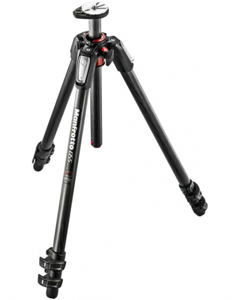Manfrotto MT055CXPRO3 - trepied foto carbon  0