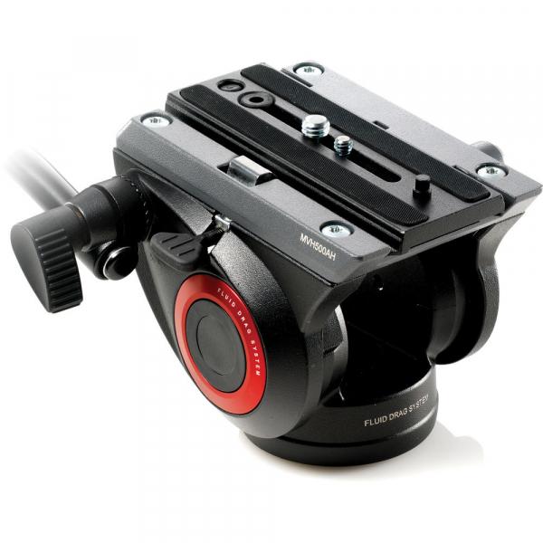 Manfrotto MVH500AH - cap video fluid 2