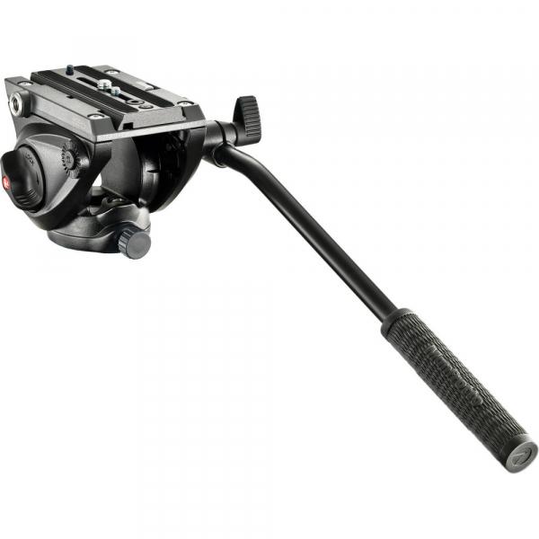 Manfrotto MVH500AH - cap video fluid 0