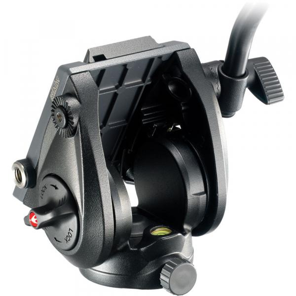 Manfrotto MVH500AH - cap video fluid 13