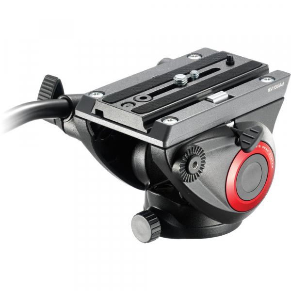 Manfrotto MVH500AH - cap video fluid 3