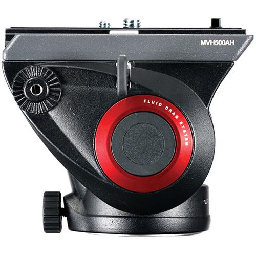 Manfrotto MVH500AH - cap video fluid 6