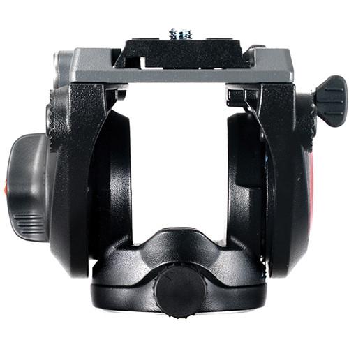 Manfrotto MVH500AH - cap video fluid 5