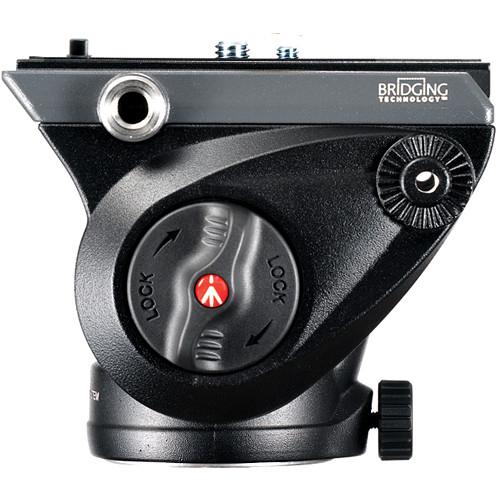 Manfrotto MVH500AH - cap video fluid 4