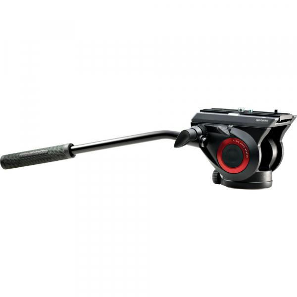 Manfrotto MVH500AH - cap video fluid [1]