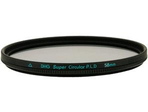Marumi 58mm Super DHG Circular PL.D [0]